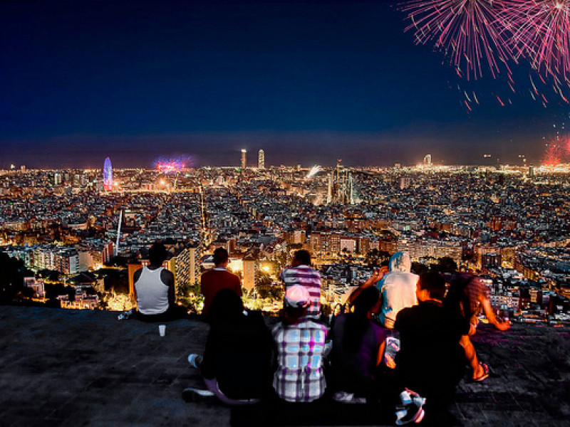 Summer in Barcelona: Sant Joan