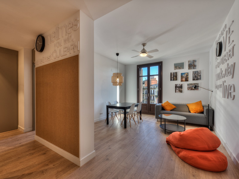 3 keys to finding the ideal student flat in Barcelona