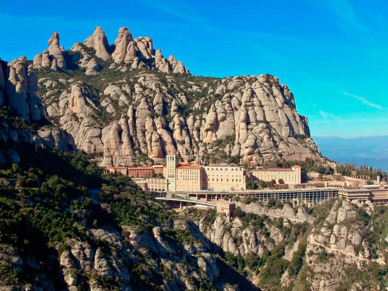 Mountain getaway: Montserrat, a place as mystical as natural