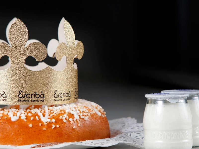 """The best """"Roscones de Reyes"""" in Barcelona: You can not to resist the temptation"""