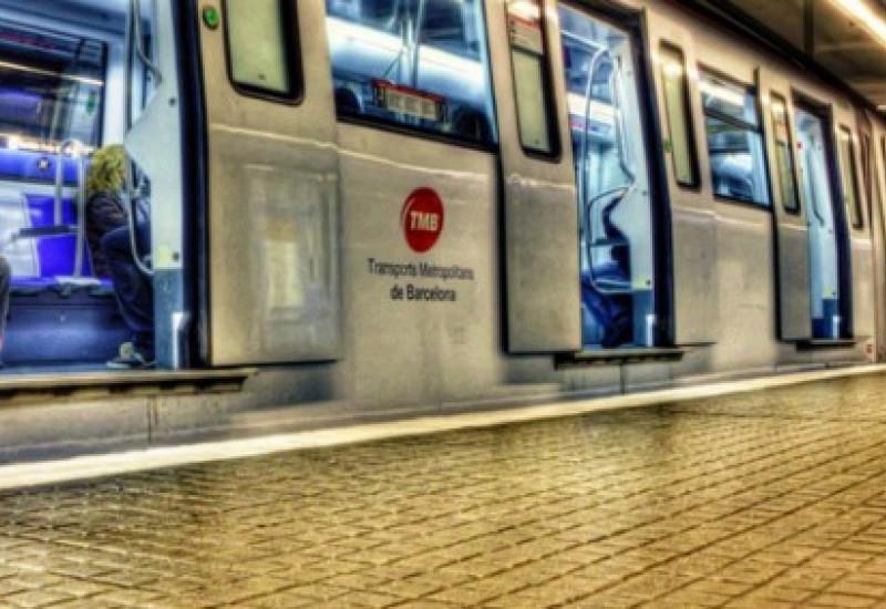 Moverse en transporte público por Barcelona