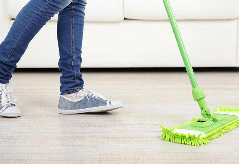 La limpieza en los pisos compartidos para estudiantes
