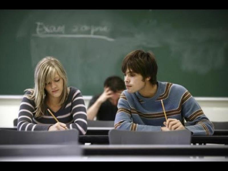 Keep calm y suerte en los exámenes