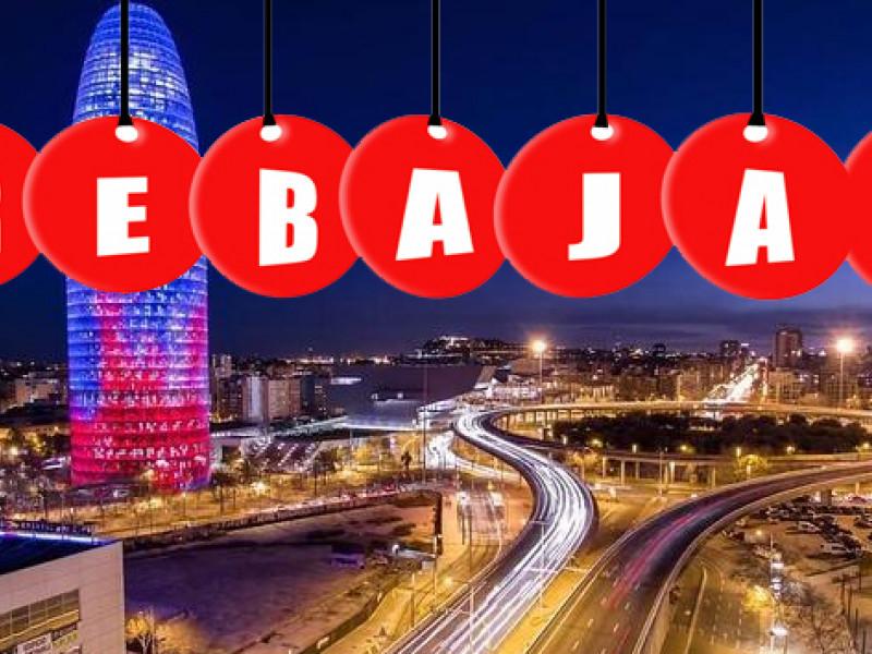 De rebajas por Barcelona