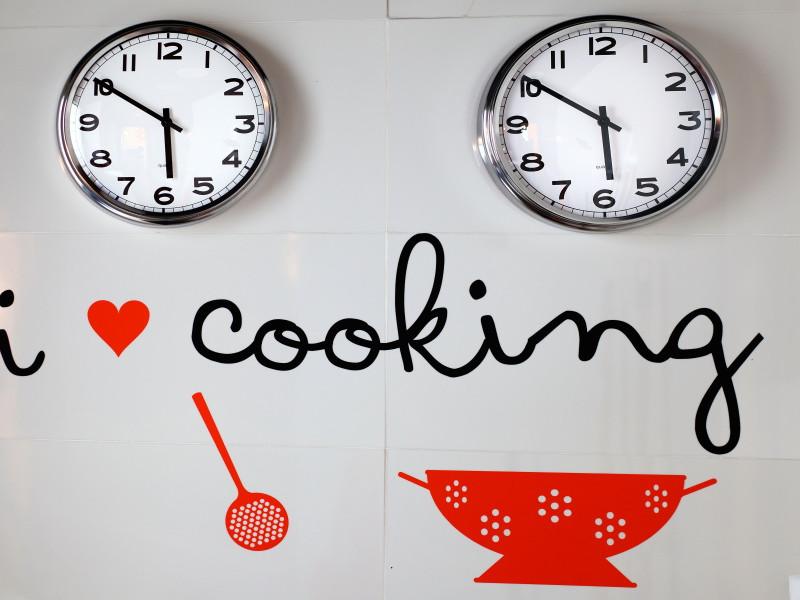 Comer bien y cocinar poco: hoy comemos pasta