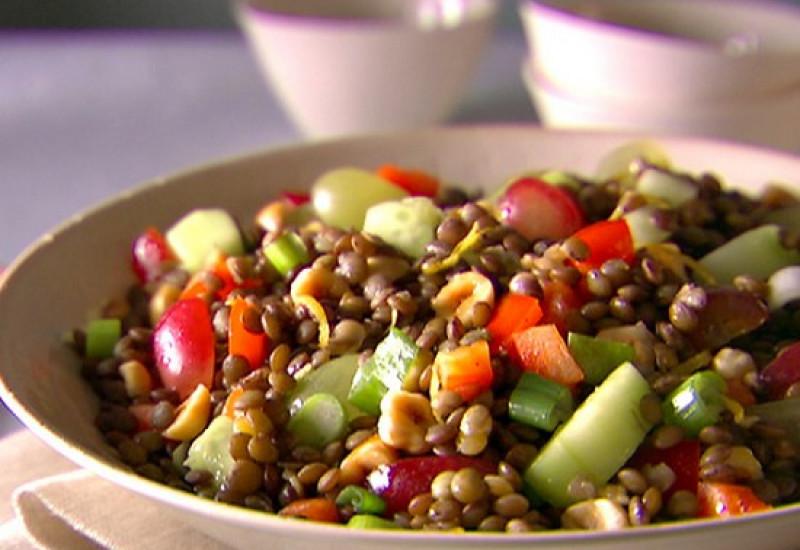 ¡Comienzan los juegos del hambre!: 3 ensaladas saludables para desengrasar